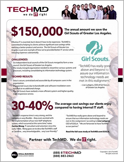 Girl Scout Case Study