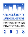 2018 - Fastest Growing Private Companies - Thumb